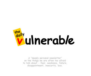 The Daily Vulnerable